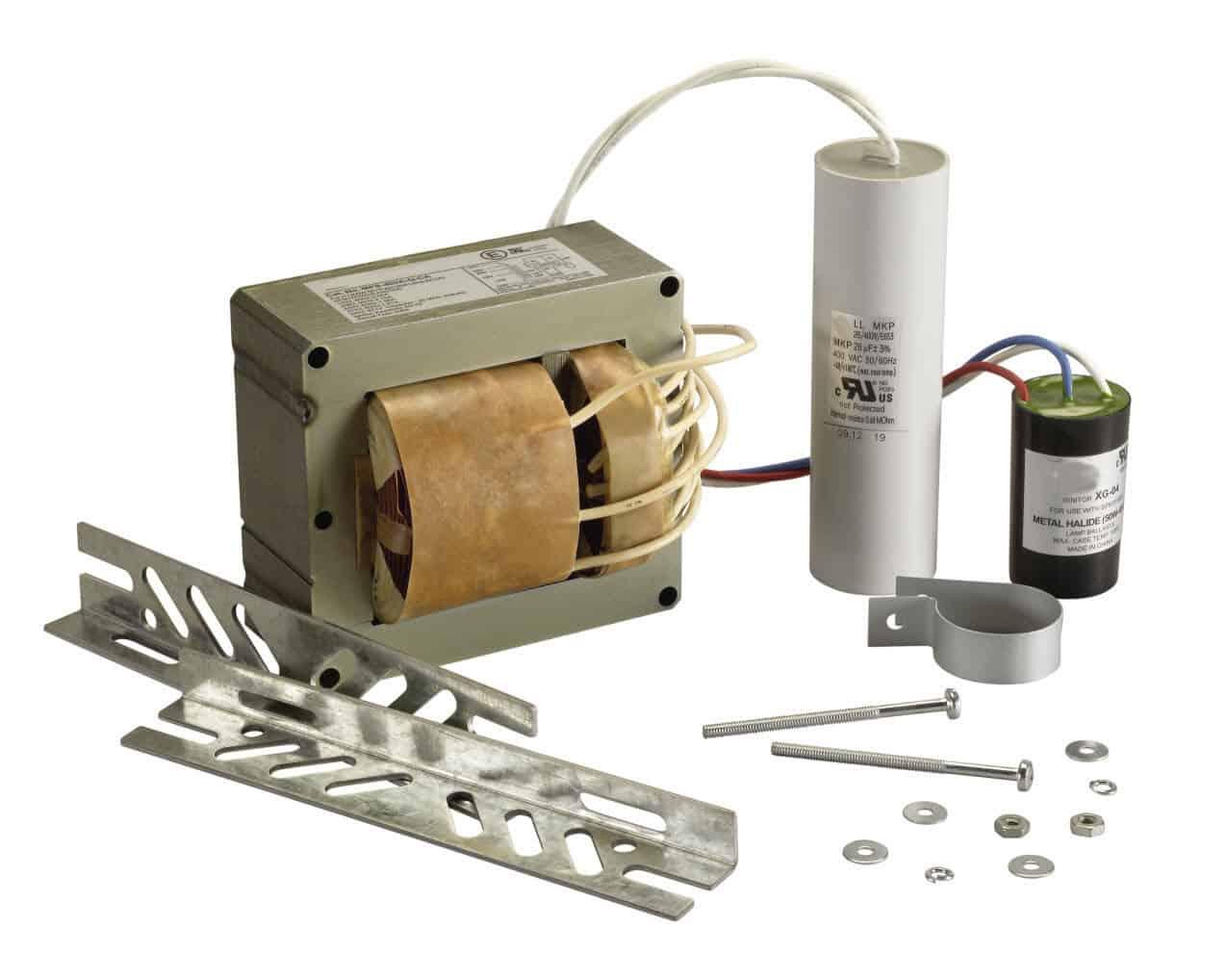 250 Watt Mercury Vapor Ballast